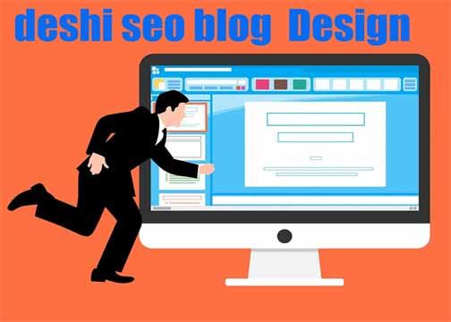 Blogger ko kis tarah se Design kare aur Customize kaise kare