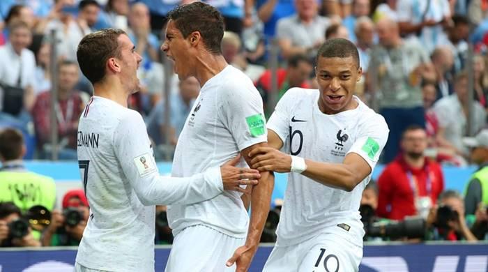 Les Bleus Prancis ke Semifinal Piala Dunia 2018