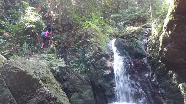 Air Terjun Bukit Maras