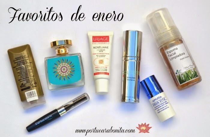 productos de belleza favoritos del mes de enero