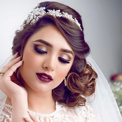 صور تسريحات 2021 احدث قصات شعر للعروس