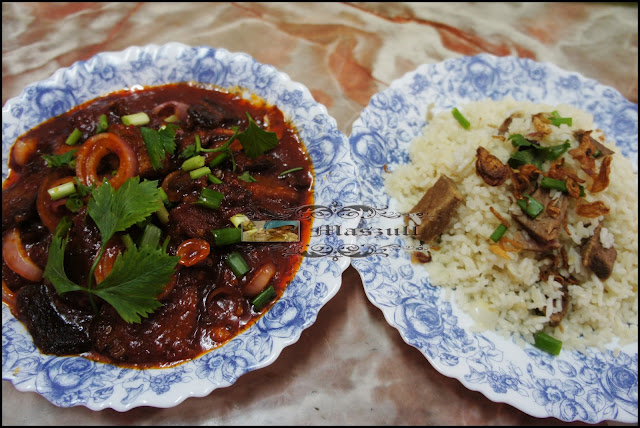 Wordless Wednesday # 203...Jom Makan Nasi Daging