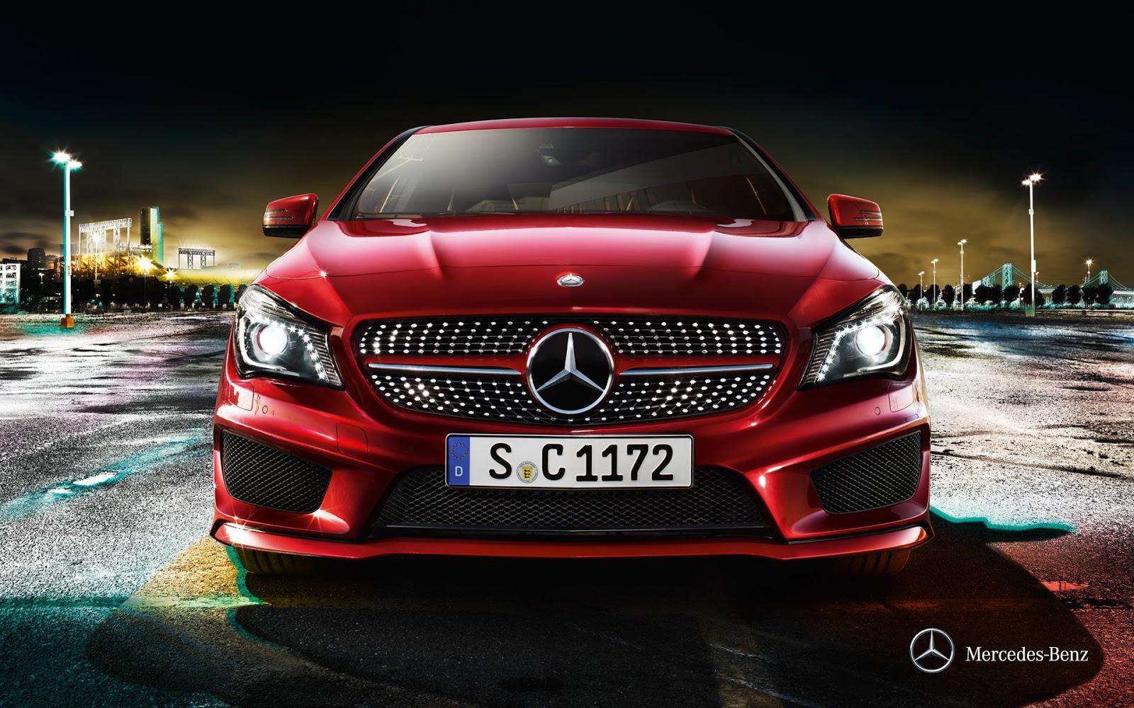 Our Dream Cars: 2014 Mercedes-Benz CLA-Class