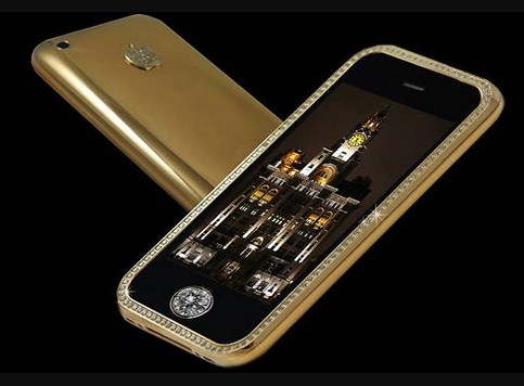 Top Ten Most World's Expensive Mobile Phones