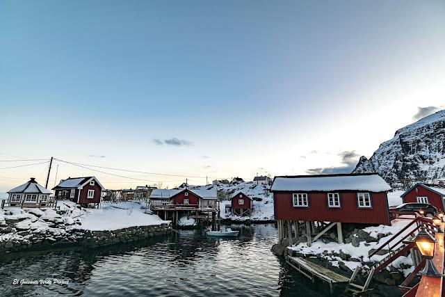 Å, islas Lofoten por El Guisante Verde Project