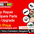 Laptop Service GBS Branches in Chennai