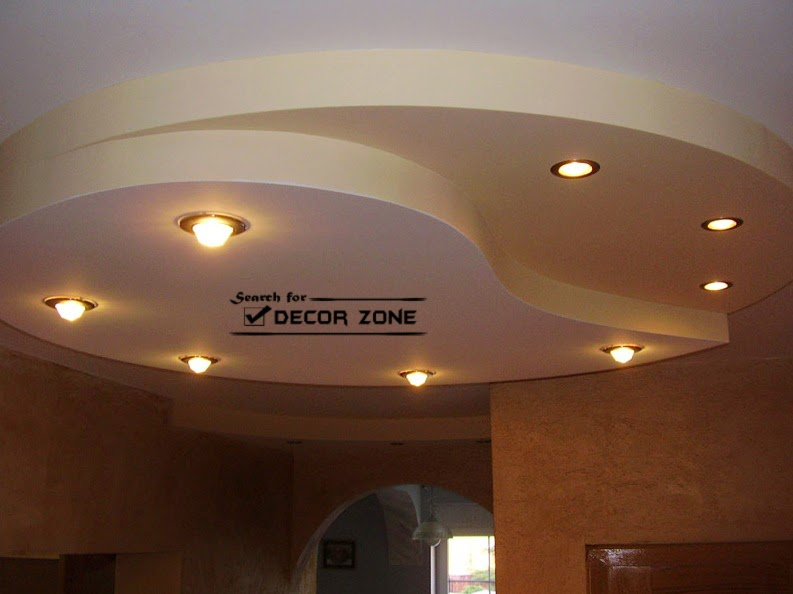 gypsum board design catalogue 2015, living room false ceiling designs