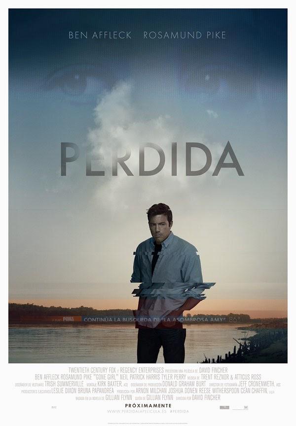 """""""Perdida"""" (David Fincher, 2014)"""