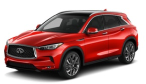 design review spec QX50