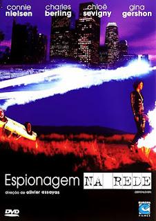 Espionagem Na Rede - DVDRip Dublado
