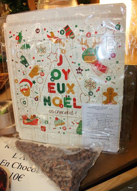 calendrier de l'avent Le comptoir du cacao