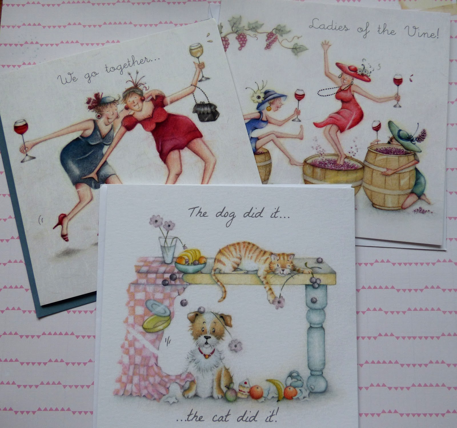 Greeting cards review from berni parker designs plus free birthday stationery review greetings cards berni parker designs kristyandbryce Gallery