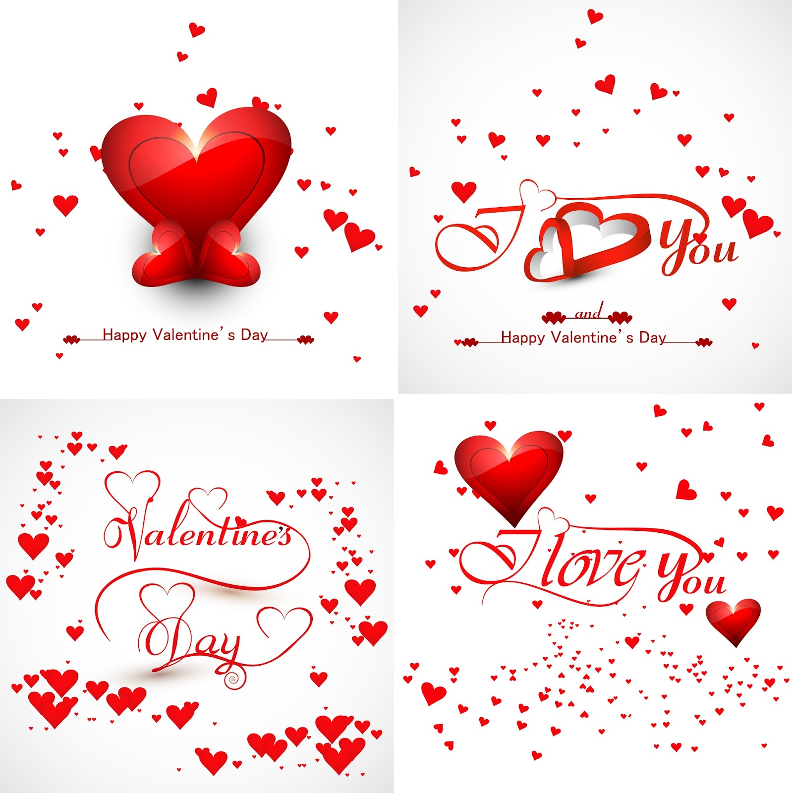 valentines day clip art for friends - photo #39
