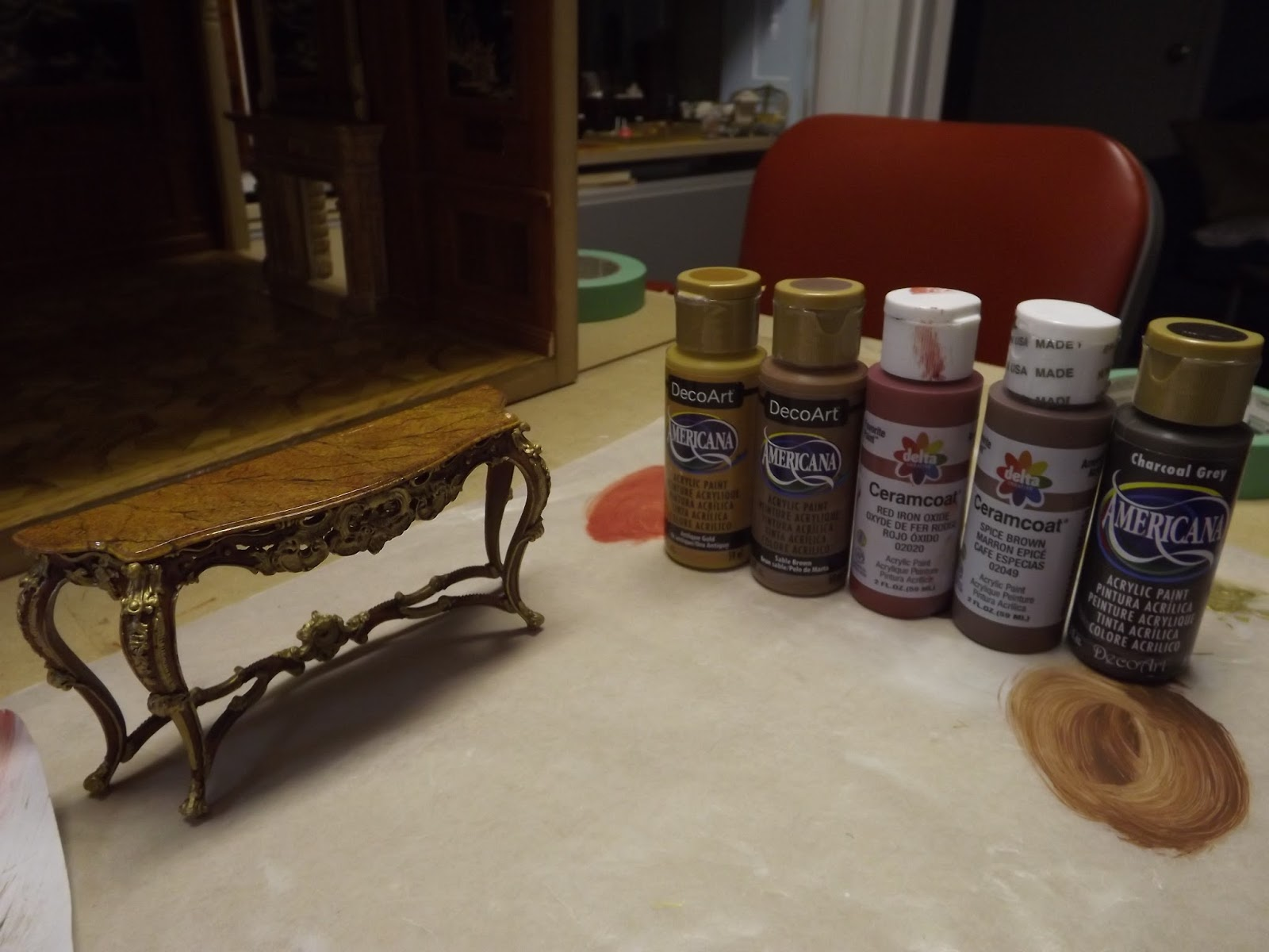 Late Victorian English Manor Dollhouse 1 12 Miniature From Scratch June 2017