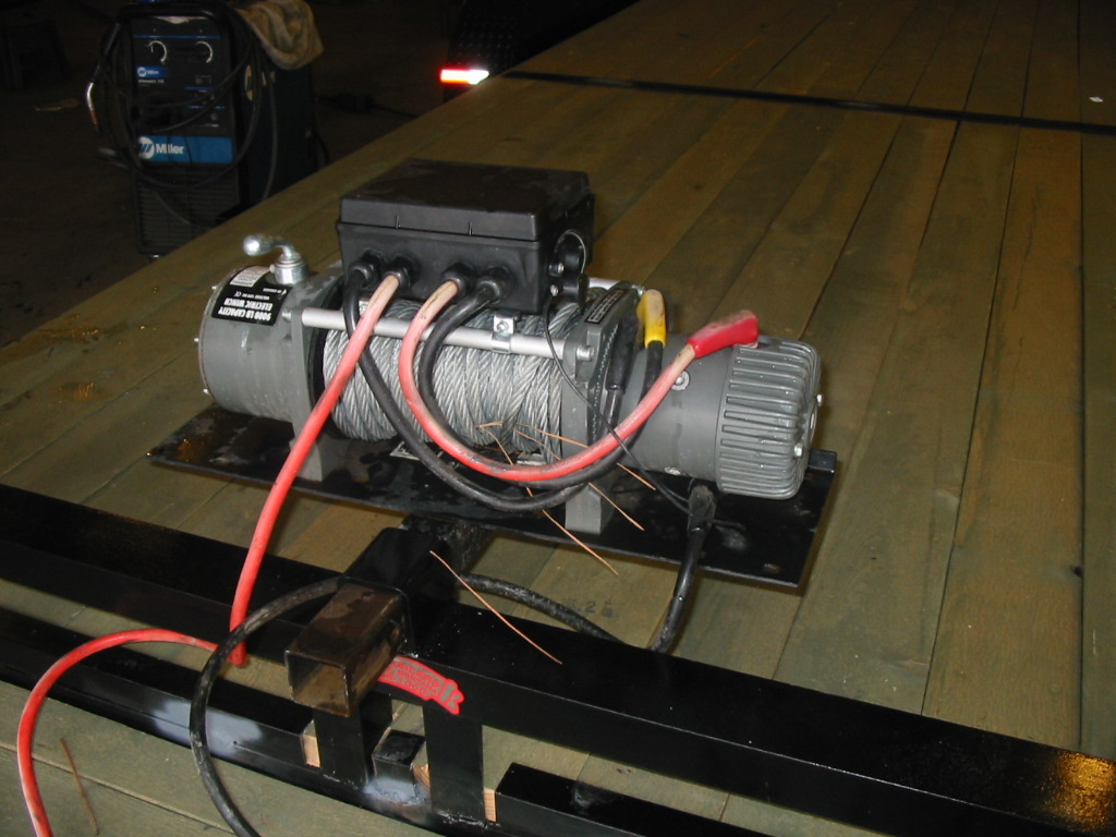M Amp M Trailer And Custom Welding