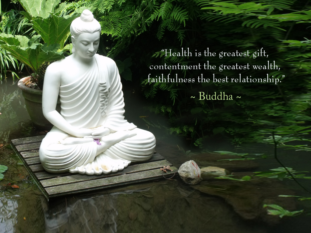Letest Hd Lord Buddha Wallpaper