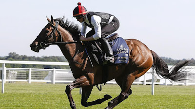 Lady Aurelia: Queen Mary Stakes 2016