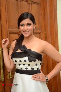 Actress Mannara Chopra Pictures at Jakkanna Audio Launch  0073