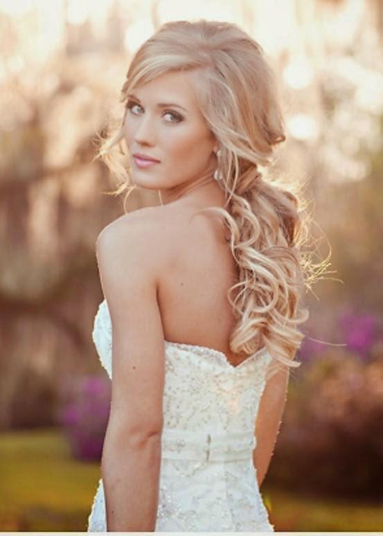 Beautiful Wedding Hairstyles For Long Hair ~ Mens ...