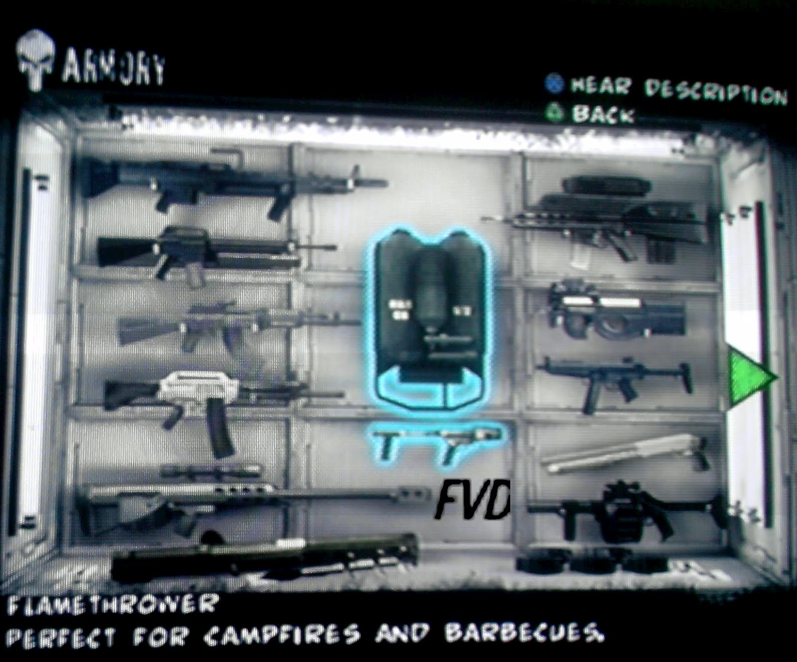 A video game history of the punisher cheat code central.