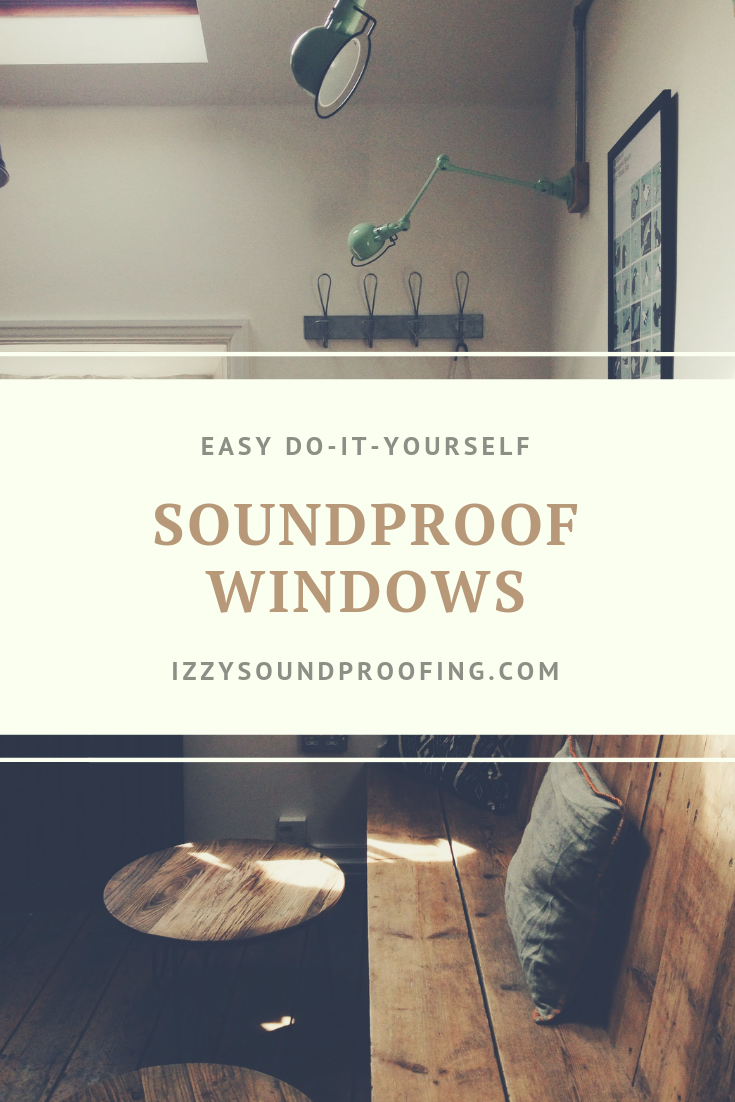 How To Soundproof A Window Cheaply | DIY | Innovative Way