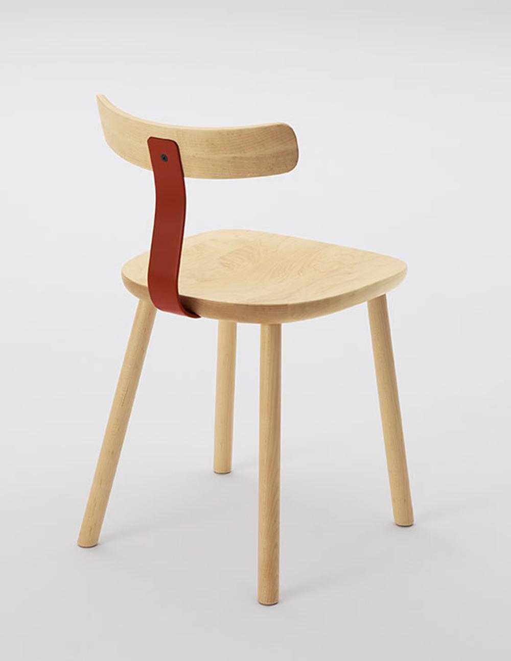 marzua t1 chair silla de jasper morrison para maruni. Black Bedroom Furniture Sets. Home Design Ideas