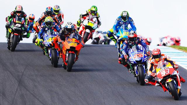 Jam Tayang Siaran Langsung MOTO GP 2018