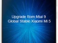 Cara Update Rom Miui 9 Global Stable Xiaomi Mi 5