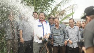 iM Sarawak Helps Make Kampung Serikin's Water Woes A Thing Of The Past