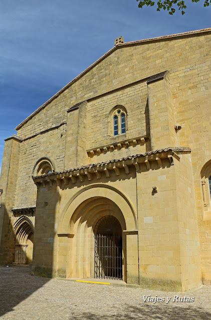 Iglesia de Santa María de los Reyes, Laguardia