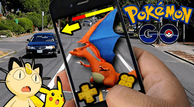 tips mencari Pokemon Go