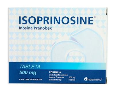 Harga Isoprinosine Terbaru 2017 Obat Terapi Antivirus