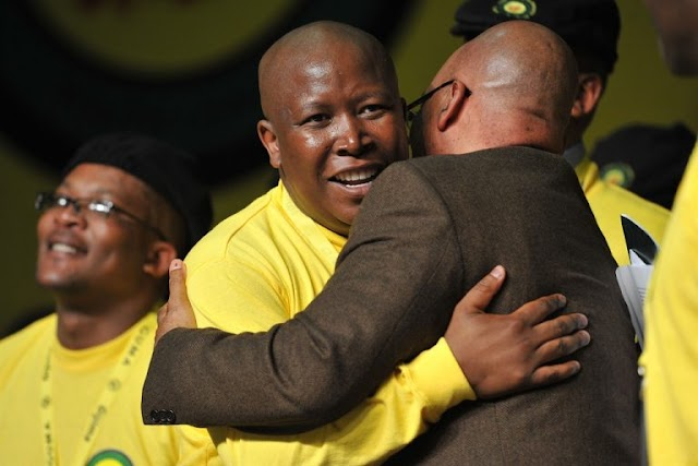 Why EFF won't go back to ANC