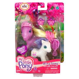 MLP Wing Song Super Long Hair Ponies Bonus G3 Pony