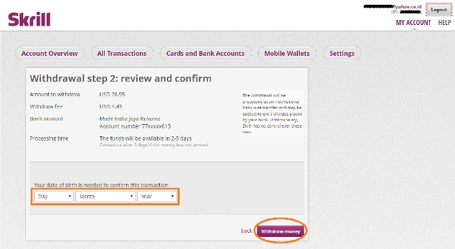 cara withdraw skrill 3