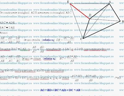 geometrie plana problema rezolvata 30