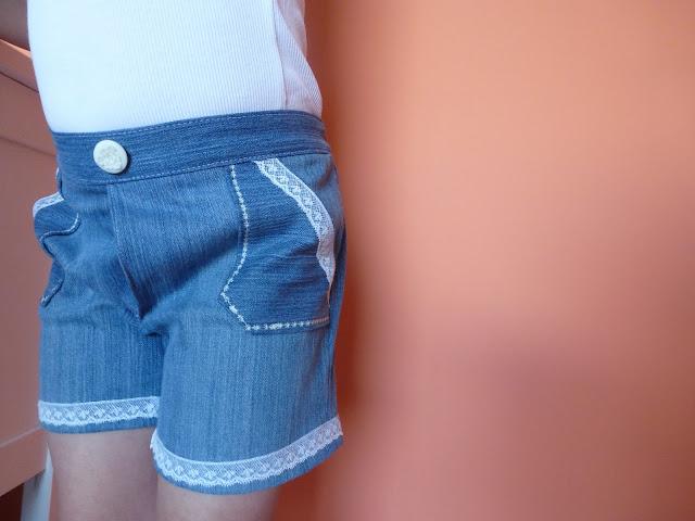Denim shorts (Jacobpants)