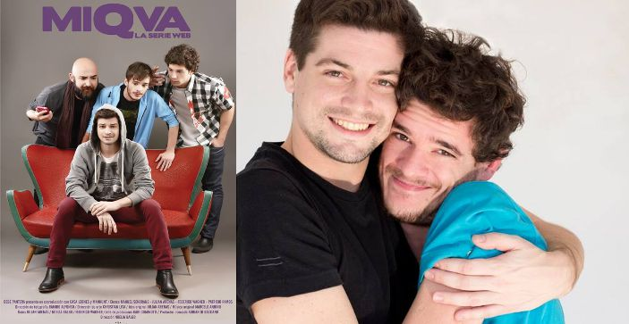 MIQVA, serie gay