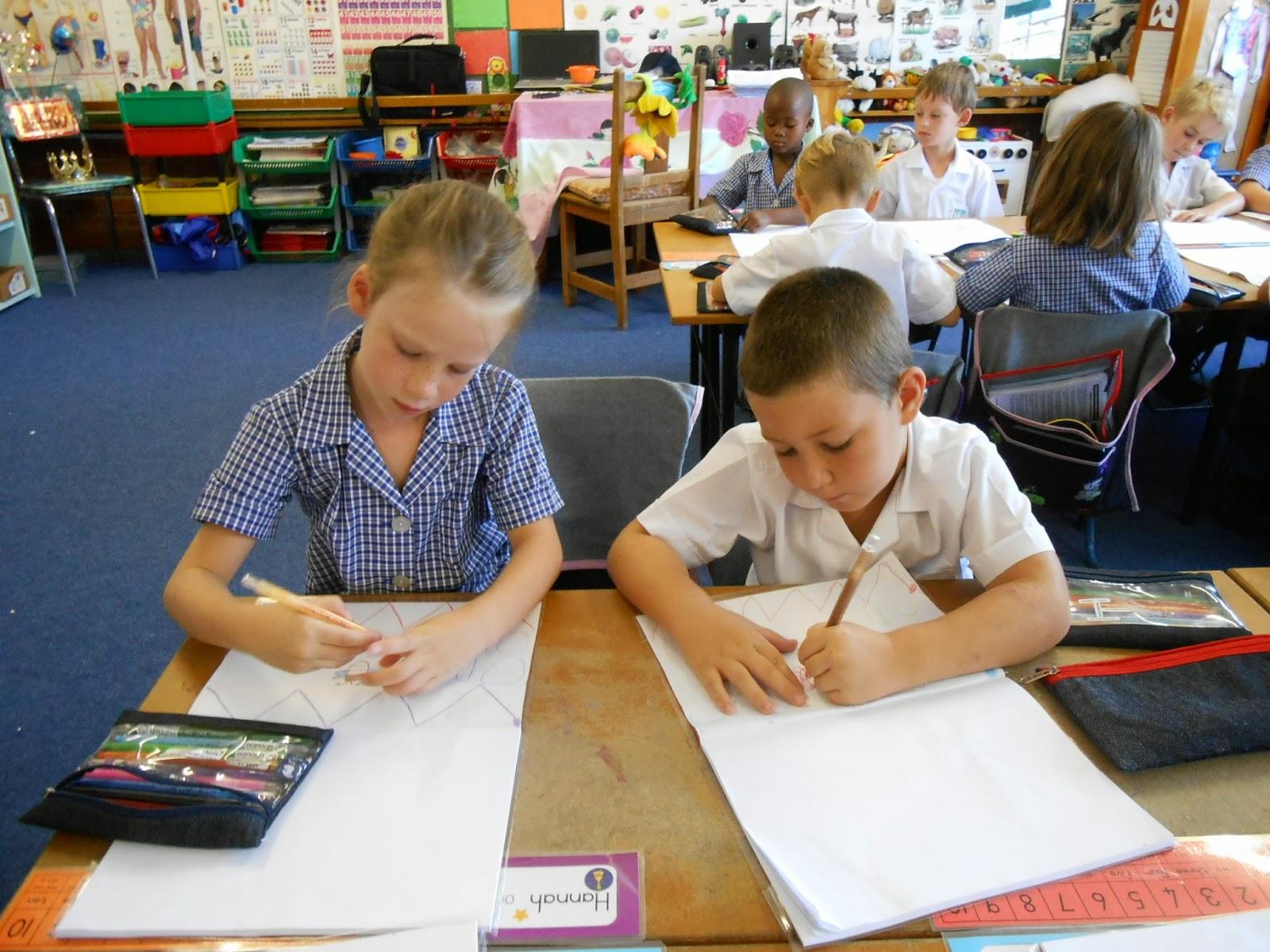 Kirstenhof Grade 1 Theunissen Week 3 Reading And Handwriting