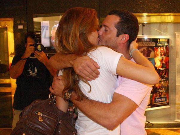 Malvino Salvador e Sophie Charlotte estão juntos
