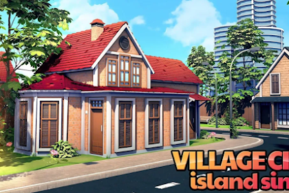 Review Aplikasi : Village City - Island Simulation