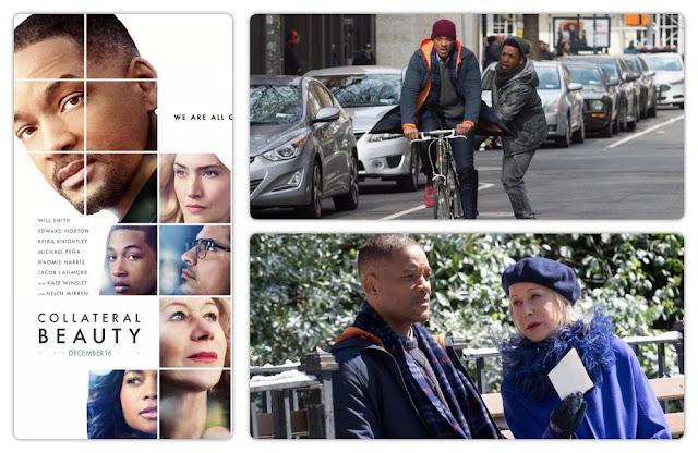 A Váratlan szépség (Collateral Beauty, hazai bemutató: december 22.) című filmben Will Smith találkozik a halállal meg a szerelemmel is. Előbbit Mirren, az utóbbit Keira Knightley alakítja David Frankel, a Marley meg én rendezőjének új filmjében. Az Oscar-díjat nem véletlenül osztogatják: Hellen Mirren csöppet sem jött zavarba attól, hogy egy elvont fogalmat kellett megszemélyesítenie: kék ruhákban, poszthippi stílusban játssza a szomorú véget.