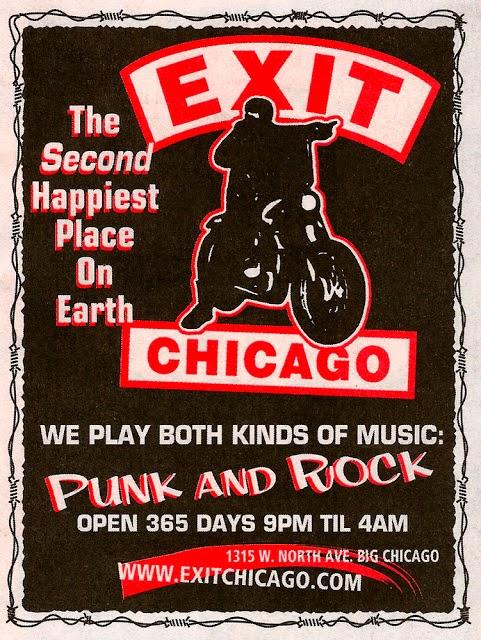 Exit Chicago