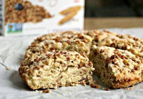Banana Nut Scones
