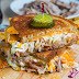 BBQ Pulled Pork Grilled Cheese Recipe