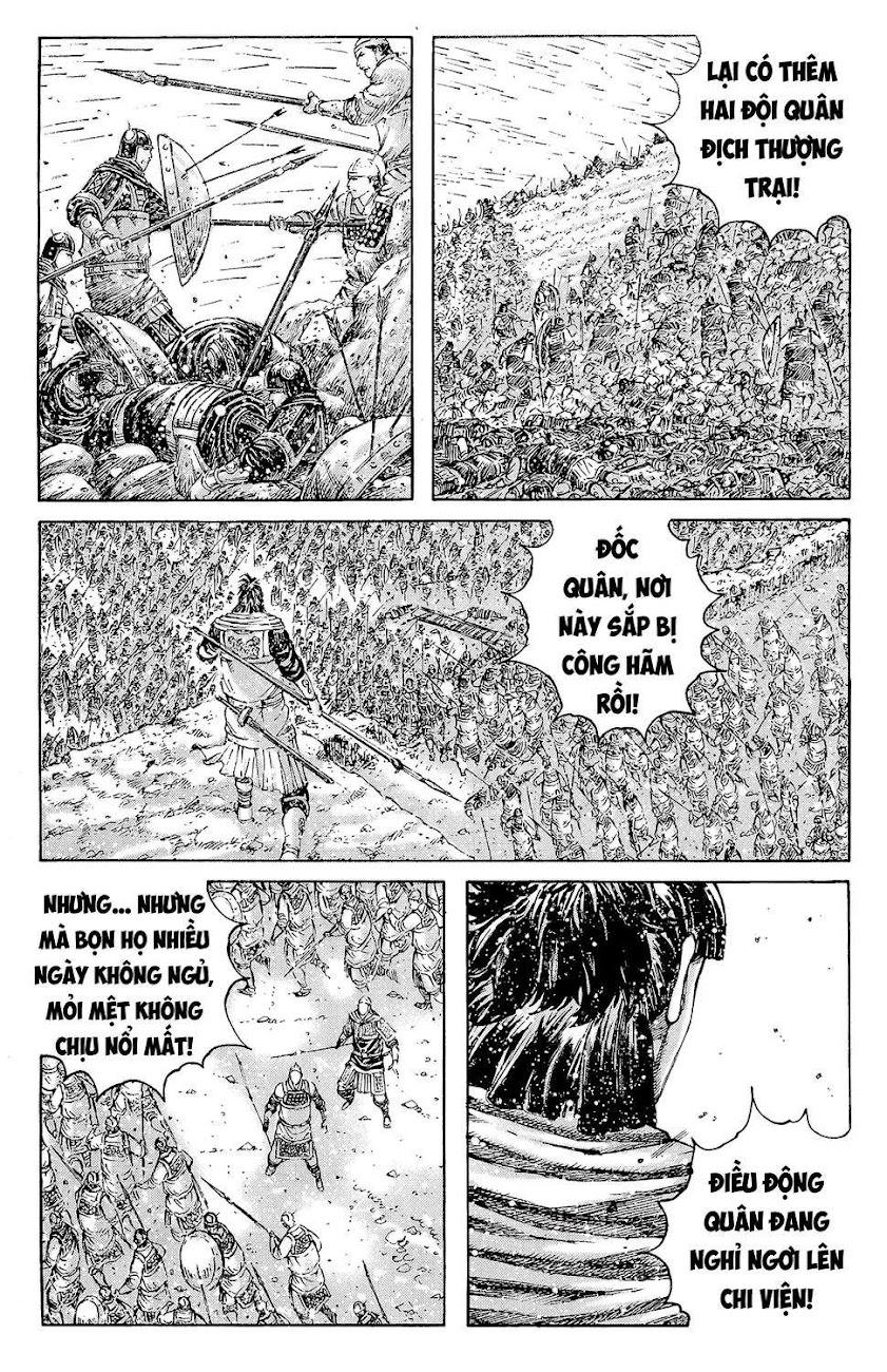 Hỏa phụng liêu nguyên Chương 343: Lấy một cản trăm [Remake] trang 3