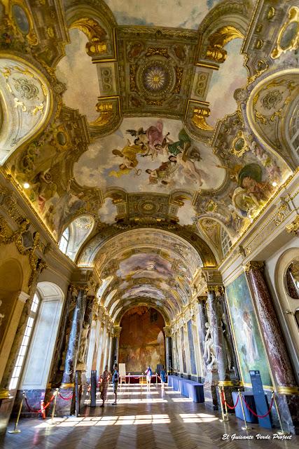 Salón de los Ilustres, Capitolio de Toulouse por El Guisante Verde Project