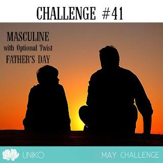 http://unikostudio.blogspot.com/2017/05/uniko-challenge-41-masculine-with.html