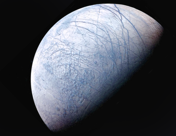 Dodecahedron Books: NASA's Proposed Mission to Jupiter's ...
