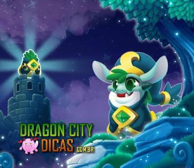 Dragão Errante - Informações
